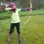 Archery in Eskdale with West Lakes Adventures