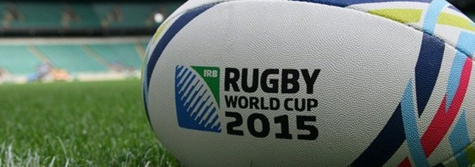 Rugby world cup games