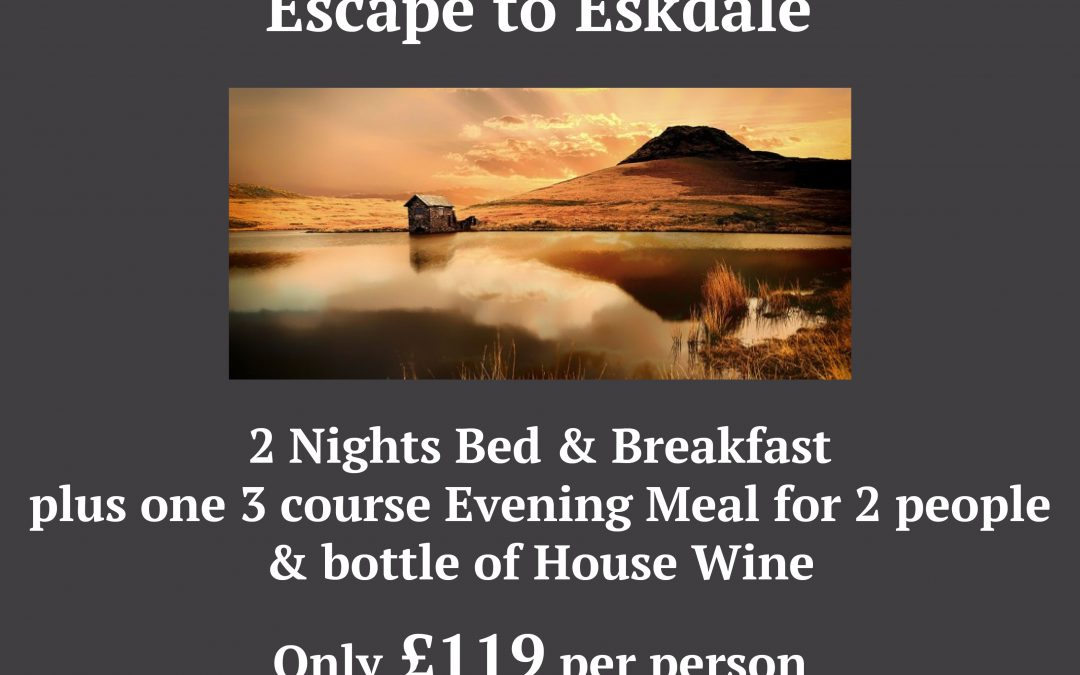 Escape to Eskdale