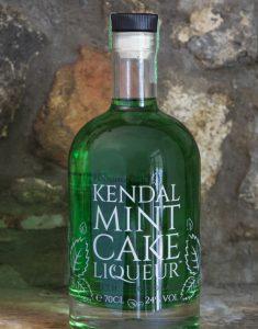 Kendal Mint Cake Liqueur Woolpack Inn Hardknott Pass
