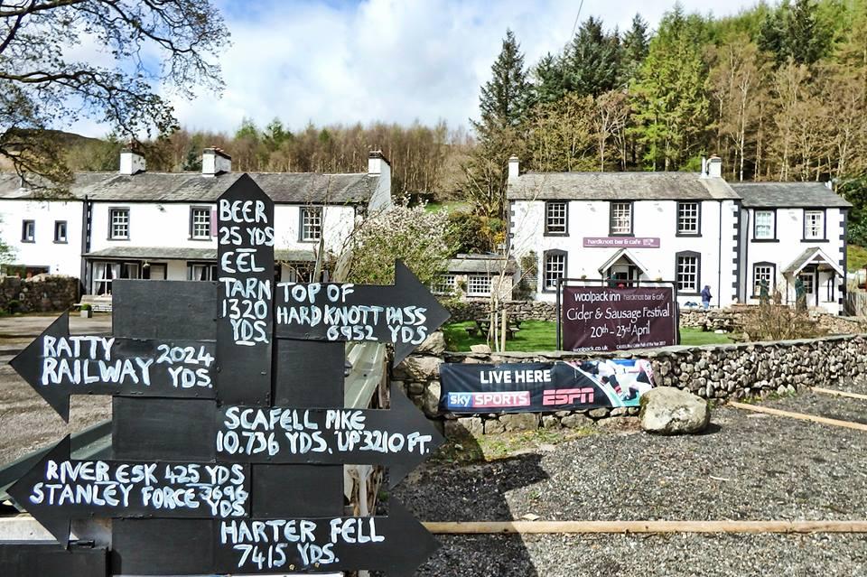 CAMRA West Cumbria Cider Pub of the Year 2017!